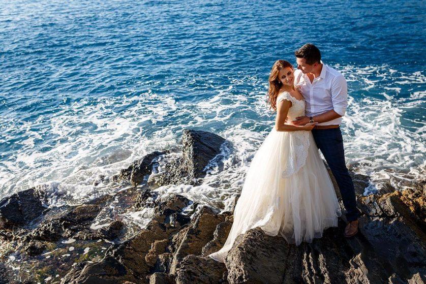 Fotografo matrimonio Cinque Terre