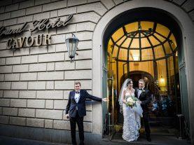 Destination Wedding photographer Siena