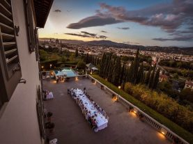 Destination Wedding photographer Wedding in Florence at Villa la Vedetta