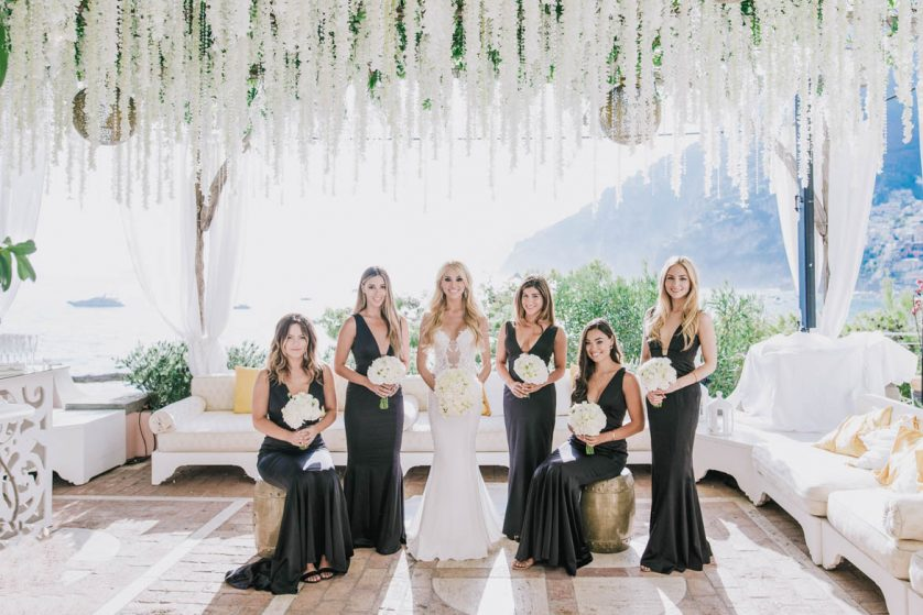 salerno almafi destiantion wedding photographer villa tre ville